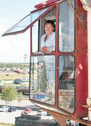 Требуются  машинисты башенных кранов в Ярославле.