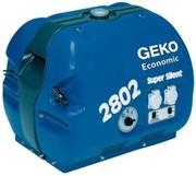Бензогенератор GEKO 2802