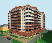 Однокомнатная квартира в НОВОСТРОЙКЕ по цене «Хрущевки»
