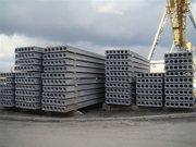 Плиты перекрытия пустотные с доставкой