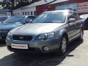 Subaru Outback II 2006 года.