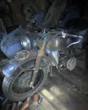 мотоцикл ирбит м 72