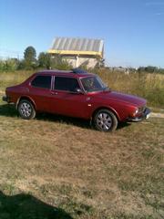 продам автомобиль SAAB 99L